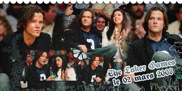 Candids Jared : 2007 & 2008 on world-wide.sky