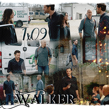 Series : Walker 1x09 & 1x10 on world-wide.sky