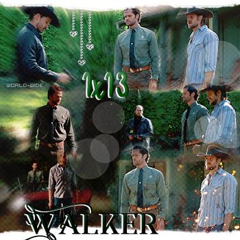 Walker : 1x13 & 1x14 on World-wide.sky