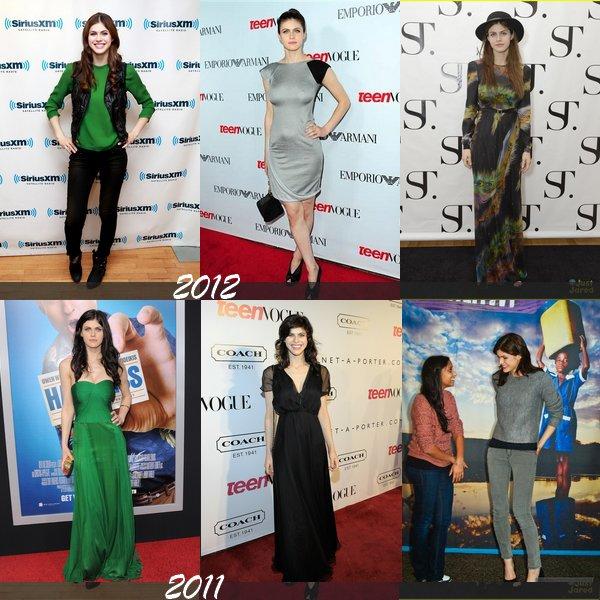 ♦ Tenues 2011-2012...