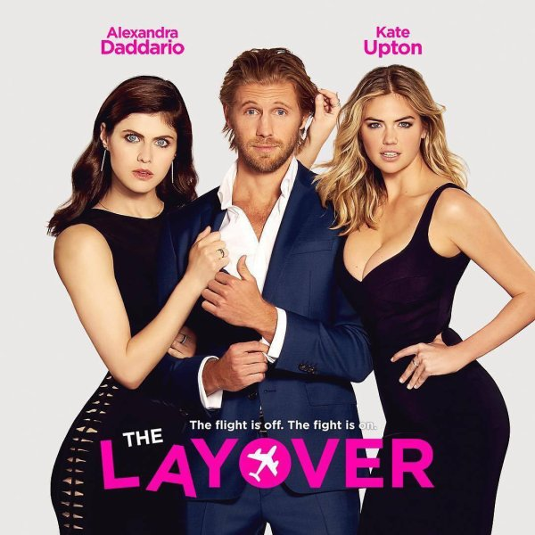 ♦ The Layover TRAILER