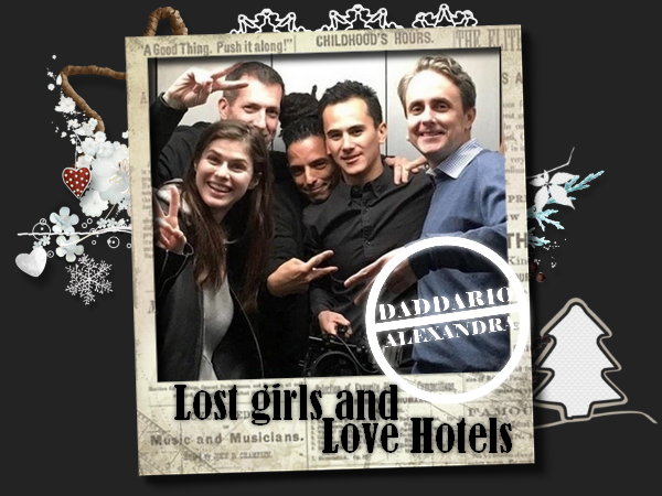 ♦ Lost Girls and Love Hotels