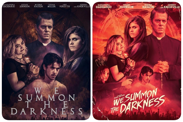 ♦ We summon the darkness POSTERS