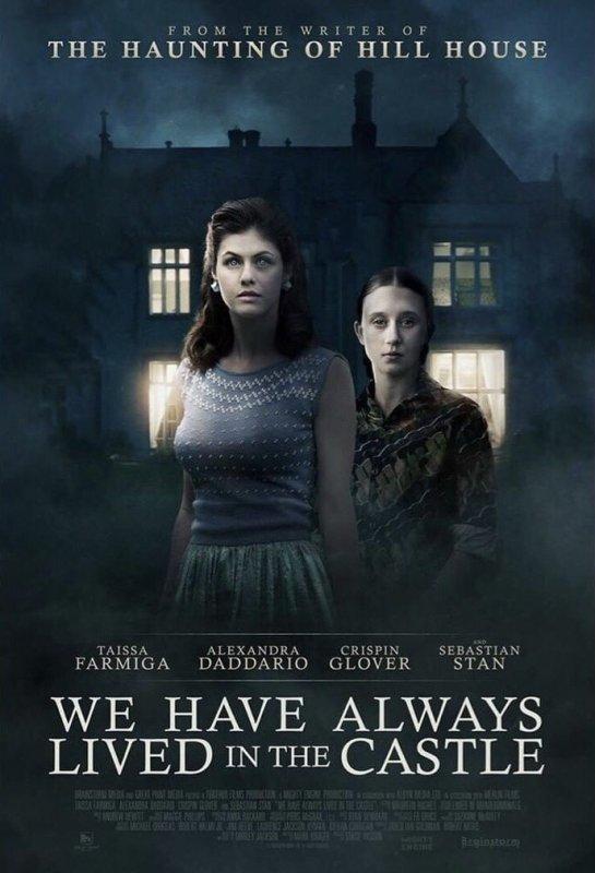♦ Premier poster et première bande-annonce de We have always lived in the castle !