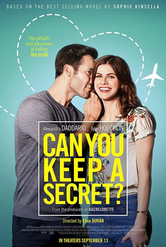 ♦ Can you keep a secret ? TRAILER