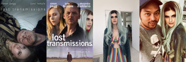 ♦ Lost Transmissions / Trailer + poster