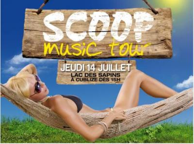 SCOOP MUSIC TOUR
