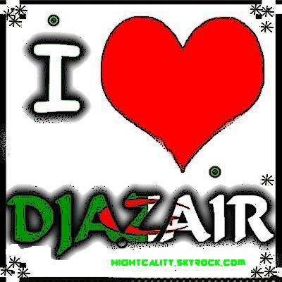 Je T'aime L'algerie