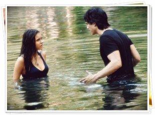 """Stills de la Saison 3 de """" Vampire Diaries """""""