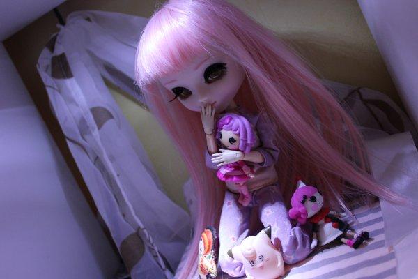 Oyasumiii ~♥ (Fairy Pullip FC #1)