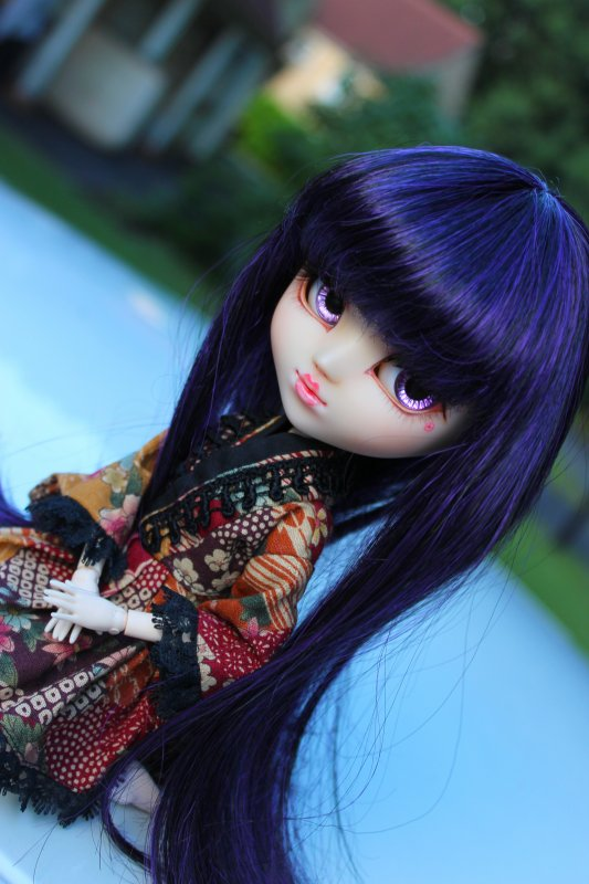 ♥ Reina ♥ - Pullip Clarity FC By Sweeney Sister Makeup