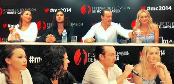 Festival de la Télévision de Monte Carlo : les pirates de Black Sails à l'abordage de la principauté de Monaco