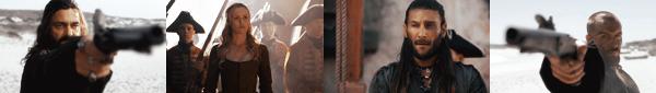 Black Sails Awards - Saison 3 Votre avis m'intéresse