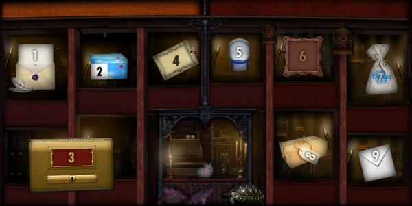 Salle des Mystères
