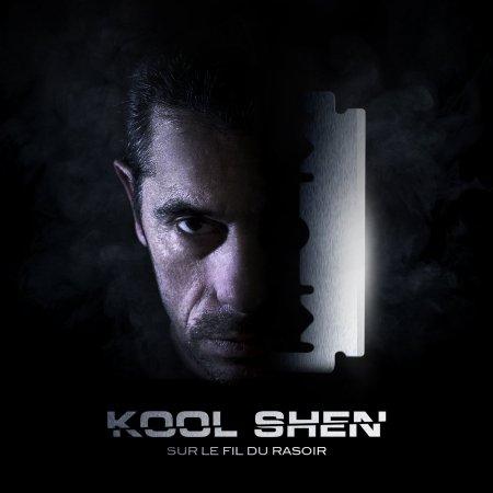 Nouvel album de Kool Shen – Sur le fil du rasoir