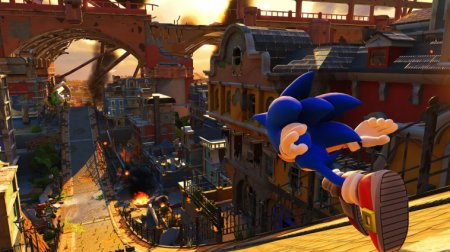 Mes impressions Sonic Forces