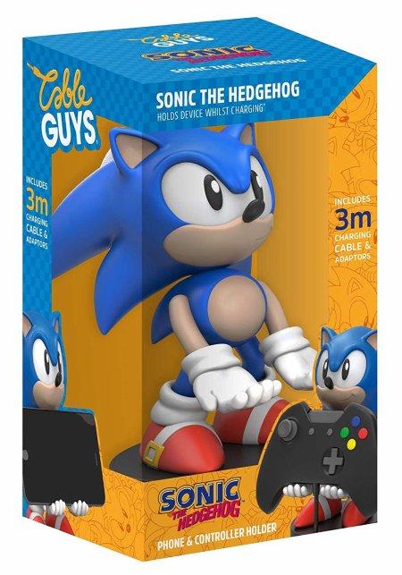 Un petit Sonic pour la route