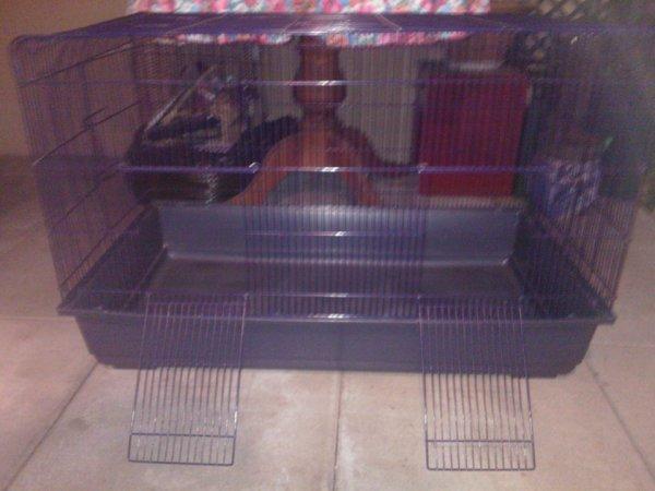 Cage à vendre 50 euros