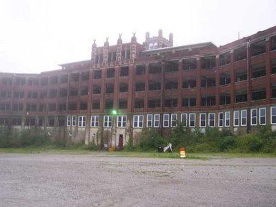 Le sanatorium de Waverly Hills, lieu le plus hanté au monde