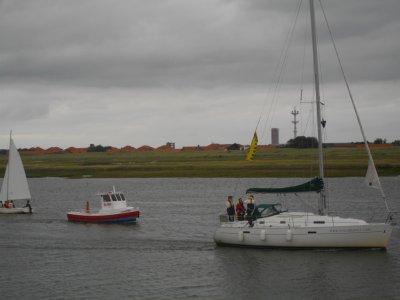 les bateau a la panne