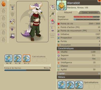 Warrabbit : Pandawa 166