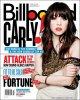 Carly en couverture du Magazine Billboard