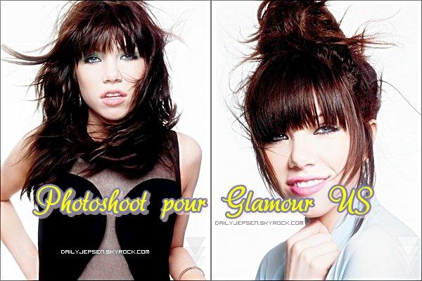 ...... Photoshoot pour Glamour US ......