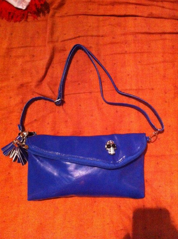 Ma sacoche bleue