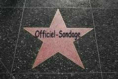 "Officiel Sondage "" star """