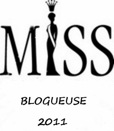 MISS BLOGUEUSE 2011