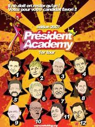"Officiel Sondage "" Présidentielle Académy """