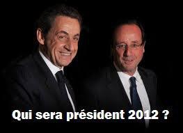 "Officiel Sondage "" Election Presidentiel 2012 """