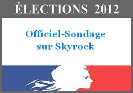 "Officiel Sondage "" politique """