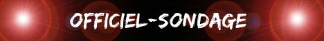 """Officiel Sondage """" t'es ou """""""
