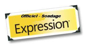 "Officiel Sondage "" Expression """
