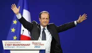 """Officiel Sondage """" Hollande Francois 2012 """""""