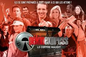 "Officiel Sondage "" PEKIN EXPRESS et le coffre maudit """