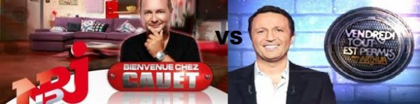 "Officiel Sondage "" CAUET vs ARTHUR  """