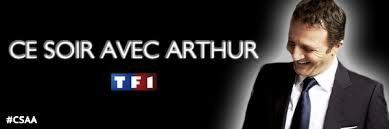"""Officiel Sondage """" Ce soir avec Arthur """""""