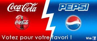 """Officiel Sondage """" Pepsi ou Coca ? """""""
