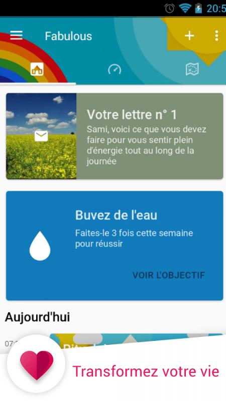 """Officiel sondage """"Application du soir """""""
