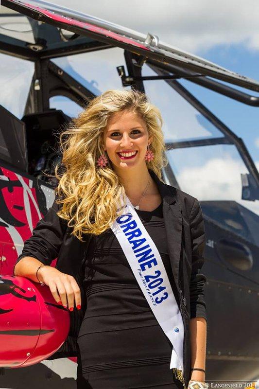 Election de Miss Lorraine 2014