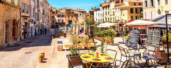 A comme Aix-en-Provence