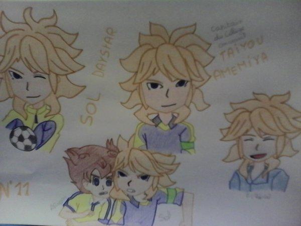 Mes dessins de Sol Daystar