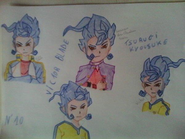 Mes dessins de Victor Blade
