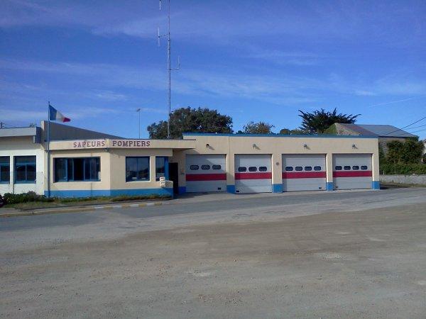 Centre d'Incendie et de Secours du Guilvinec (29)