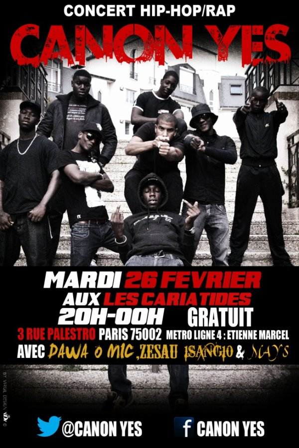 CONCERT HIP-HOP/RAP
