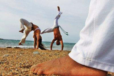 Capoeira, ma deuxième Famille