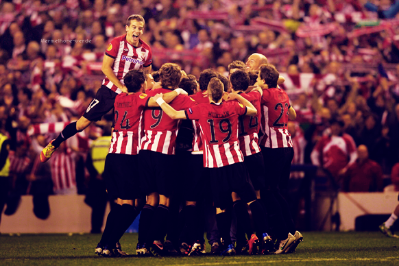 Javi Garcia félicite Bilbao et l'Atletico