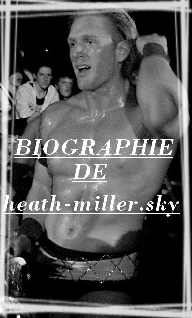 biographie de heath slater